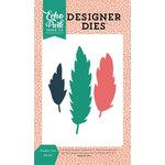 Echo Park - Just Be You Collection - Designer Dies - Feather Trio