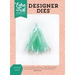 Echo Park - Just Be You Collection - Designer Dies - 3D Tassel