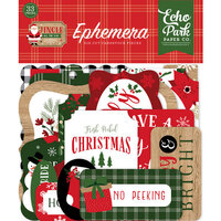 Echo Park - Jingle All The Way Collection - Christmas - Ephemera