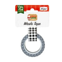 Echo Park - Jingle All The Way Collection - Washi Tape - Christmas - Cheerful Plaid