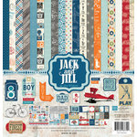 Echo Park - Jack and Jill Collection - Boy - 12 x 12 Collection Kit