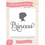 Echo Park - Jack and Jill Collection - Girl - Designer Dies - Portrait of a Princess