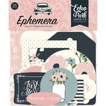 Echo Park - Just Married Collection - Ephemera