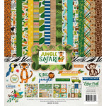Echo Park - Jungle Safari Collection - 12 x 12 Collection Kit