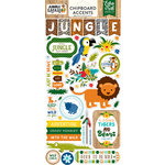 Echo Park - Jungle Safari Collection - Chipboard Stickers
