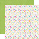Echo Park - Let's Be Mermaids Collection - 12 x 12 Double Sided Paper - Stars of the Sea