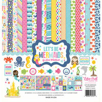 Echo Park - Let's Be Mermaids Collection - 12 x 12 Collection Kit