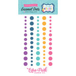 Echo Park - Let's Be Mermaids Collection - Enamel Dots