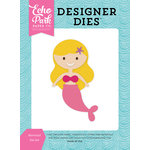 Echo Park - Let's Be Mermaids Collection - Designer Dies - Mermaid