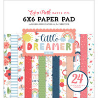 Echo Park - Little Dreamer Girl Collection - 6 x 6 Paper Pad