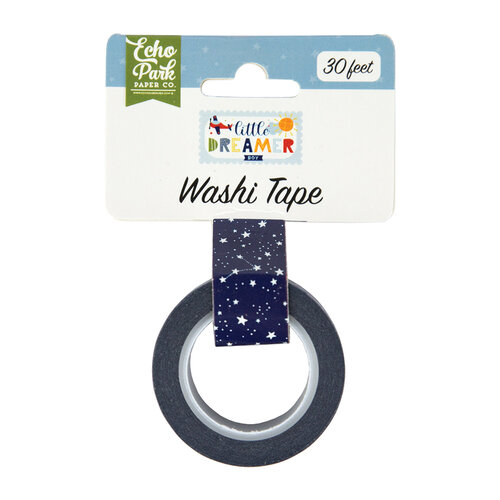 Echo Park - Little Dreamer Boy Collection - Washi Tape - Starry Night