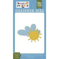 Echo Park - Little Dreamer Boy Collection - Designer Dies - Soar In The Clouds
