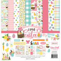 Echo Park - I Love Easter Collection - 12 x 12 Collection Kit