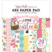 Echo Park - I Love Easter Collection - 6 x 6 Paper Pad