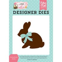 Echo Park - I Love Easter Collection - Decorative Dies - Yummy Bunny