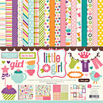 Echo Park - Little Girl Collection - 12 x 12 Collection Kit