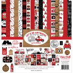 Echo Park - Let's Go Anywhere Collection - 12 x 12 Collection Kit