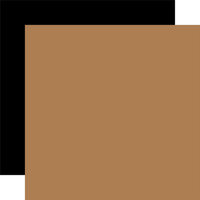 Echo Park - Let's Go Anywhere Collection - 12 x 12 Double Sided Paper - Light Brown
