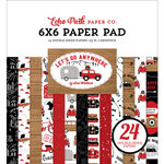Echo Park - Let's Go Anywhere Collection - 6 x 6 Paper Pad