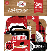 Echo Park - Let's Go Anywhere Collection - Ephemera