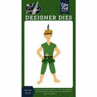 Echo Park - Lost in Neverland Collection - Designer Dies - Peter Pan