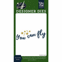 Echo Park - Lost in Neverland Collection - Designer Dies - You Can Fly