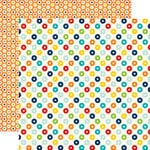 Echo Park - Little Man Collection - 12 x 12 Double Sided Paper - Dots