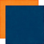 Echo Park - Little Man Collection - 12 x 12 Double Sided Paper - Blue