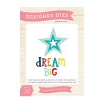 Echo Park - Little Man Collection - Designer Dies - Dream Big