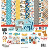 Echo Park - I Love My Cat Collection - 12 x 12 Collection Kit