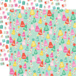 Echo Park - Let's Party Collection - 12 x 12 Double Sided Paper - And Many More