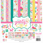 Echo Park - Let's Party Collection - 12 x 12 Collection Kit