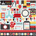 Echo Park - Magical Adventure Collection - 12 x 12 Cardstock Stickers - Elements