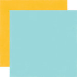 Echo Park - Magical Adventure Collection - 12 x 12 Double Sided Paper - Blue