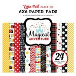 Echo Park - Magical Adventure Collection - 6 x 6 Paper Pad