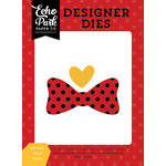 Echo Park - Magical Adventure Collection - Designer Dies - Bow and Heart