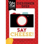 Echo Park - Magical Adventure Collection - Designer Dies - Say Cheese