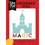 Echo Park - Magical Adventure Collection - Designer Dies - Magic Castle
