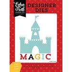 Echo Park - Magical Adventure Collection - Designer Dies - Magic Castle