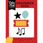 Echo Park - Magical Adventure Collection - Designer Dies - Magic Memory