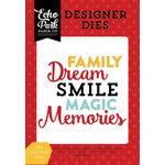 Echo Park - Magical Adventure Collection - Designer Dies - Family Magic Word