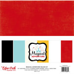 Echo Park - Magical Adventure Collection - 12 x 12 Paper Pack - Solids