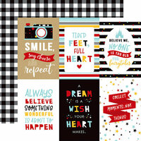 Echo Park - Magical Adventure 2 Collection - 12 x 12 Double Sided Paper - 4 x 6 Journaling Cards