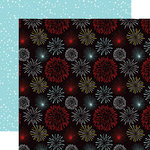 Echo Park - Magical Adventure 2 Collection - 12 x 12 Double Sided Paper - Fun Fireworks