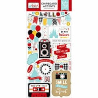 Echo Park - Magical Adventure 2 Collection - Chipboard Stickers - Accents