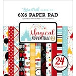 Echo Park - Magical Adventure 2 Collection - 6 x 6 Paper Pad
