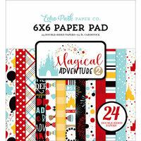 Echo Park - Magical Adventure 2 Collection - 6 x 6 Paper Pad
