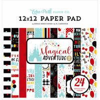 Echo Park - Magical Adventure 2 Collection - 12 x 12 Paper Pad
