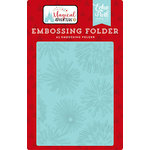Echo Park - Magical Adventure 2 Collection - Embossing Folder - Firework Magic