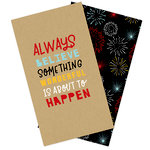 Echo Park - Magical Adventure 2 Collection - Travelers Notebook - Insert - Daily Calendar